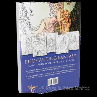 Enchanting Fantasy By Selena Fenech