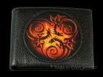 Tribal Dragons Wallet