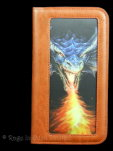 Fire Breather Phone Wallet