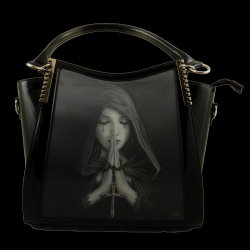 Gothic Prayer 3D Handbag