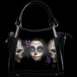 OUT OF STOCK! Day Of The Dead 3D Handbag