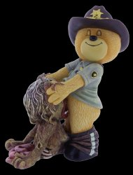 Walking Ted (13.5cm)