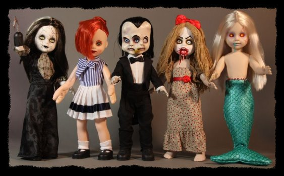 Living Dead Dolls Series 30 - Sideshow