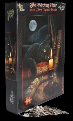 The Witching Hour Jigsaw